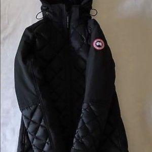 Canada Goose Jackets & Coats - Canada Goose Cabot Down Parka Coat Black xs